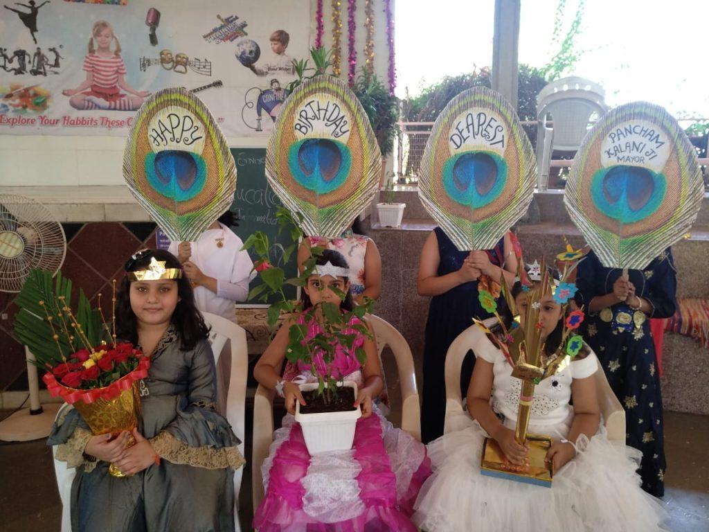 Brahma kumaris ulhasnagar 2 organised Summer camp for kids.