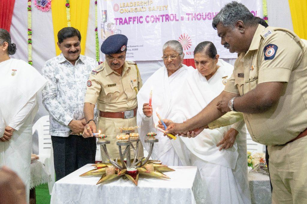 UN road safety week brahmakumaris ulhasnagar